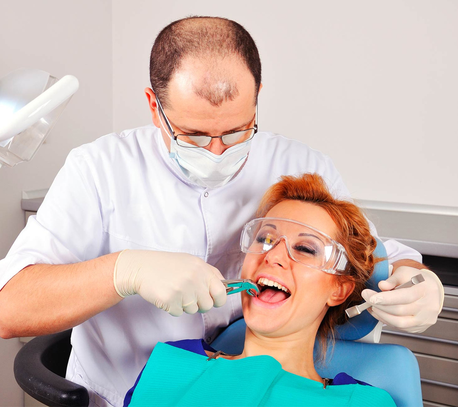 Tooth Implant Treatment